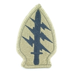 Patch, Special Forces Group without Airborne Tab, MultiCam® with Velcro®