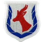 Patch, U.S. Army Kagnew Station-East Africa, A-1-193, Color