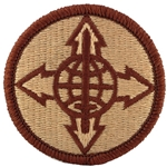 Patch, U.S. Army Total Army Personnel Command (PERSCOM), A-1-736, Desert