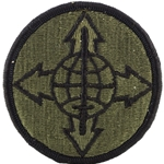 Patch, U.S. Army Total Army Personnel Command (PERSCOM), A-1-736, Subdued