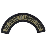 Patch, 319th Army Band Tab, Color