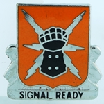 DUI, 38th Signal Battalion, Motto, SIGNAL READY
