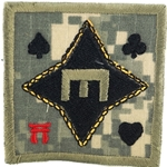 Helmet Patch, 326th Engineer Battalion, ACU
