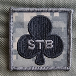 Helmet Patch, Special Troops Battalion, 1st BCT, ACU, Old Type