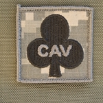 Helmet Patch, 1st Squadron, 32nd Cavalry Regiment, ACU