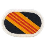 Oval, 5th Special Forces Group (Airborne)