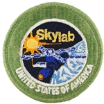Patch, Unmanned launch of Skylab