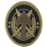 Patch, U.S. Special Operations Joint Task Force Operation Inherent Resolve, A-1-1119, OCP with Velcro®
