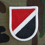Beret Flash, 6th Special Forces Group (Airborne)