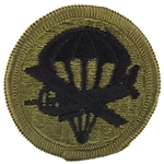 Patch, Airborne Tab, ACU with Velcro®