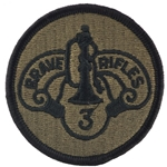 Patch, 3rd Cavalry Regiment, Color