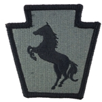 Patch, 55th Maneuver Enhancement Brigade, A-1-1120, ACU with Velcro®