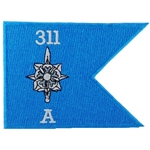 Patch, A, Company, 311th Military Intelligence Battalion