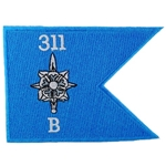 Patch, B, Company, 311th Military Intelligence Battalion