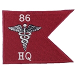 Patch, HQ, 86th Combat Support Hospital