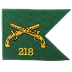Patch, 218th Military Police Company