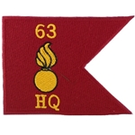 Patch, HQ, 63rd Ordnance Battalion (EOD)