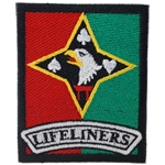 "Patch, 101st Sustainment Brigade ""Life Liners"", Type 3"