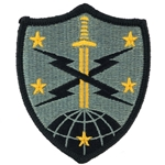 Patch, 91st Cyber Brigade, A-1-1121, Color