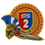 Patch, 2nd Brigade Combat Team, 3rd Infantry Division