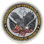 Patch, U.S. Department of Veterans Affairs, Printed