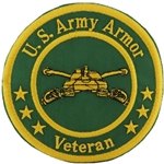 "Patch, Branch Of Service Veteran ""Armor"""