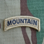 Patch, Mountain Tab, MultiCam®