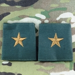 Shoulder Boards, Iraqi Army, 2nd Leutenant