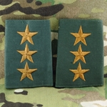 Shoulder Boards, Iraqi Army, Captain