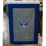 "Banners 28"" X 40"" Double Sided, U.S. Air Force"