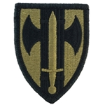 Patch, 18th Military Police Brigade, MultiCam®
