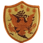 Patch, U.S. Northern Command, A-1-851, Desert