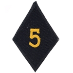 Helmet Patch, 101st Aviation Brigade, Black Type 1