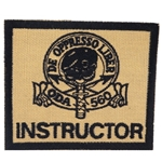 Patch, Operational Detachment Alpha (ODA) 560, Type 1, Desert - Black