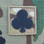 Helmet Patch, 327th Infantry Regiment MultiCam®