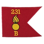 Patch, Company B, 231st Brigade Support Battalion (Ordnance)