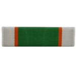 Ribbon, Achievement, Junior ROTC and NDDC, Military N-3-6, Color Guard Ribbon
