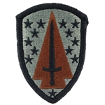 Patch, 1st Security Force Assistance Brigade (SFAB), A-1-1122,  ACU with Velcro®