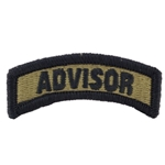 Patch, Tab, 1st Security Force Assistance Brigade (SFAB), A-1-1122,  OCP with Velcro®