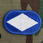 Oval, HHC, 18th Airborne Corps Type 2