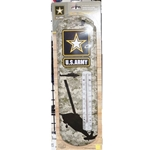 Military Metal Thermometers, Official Licensed Product of the U.S. Army, Type 3
