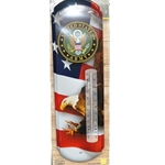 Military Metal Thermometers, Official Licensed Product of the U.S. Army, Type 4