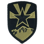 Patch, 198th Regional Support Group, A-1-1124, OCP with Velcro®