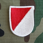 Beret Flash, 1st Squadron (Airborne) 17th Cavalry Regiment