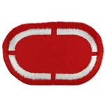 Oval, 20th Engineer Brigade, Old Type, Cut Edge