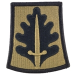 Patch, 800th Military Police Brigade , MultiCam® with Velcro®