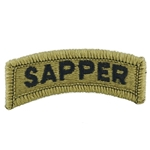 Patch, Tab, Sapper, MultiCam® with Velcro®