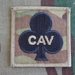 Helmet Patch, 1st Squadron, 32nd Cavalry Regiment, MultiCam®
