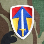 Patch, 2nd Field Force, Vietnam, Color