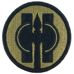 Patch, 11th Military Police Brigade, MultiCam® with Velcro®